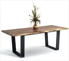 contemporary rustic modern furniture outdoor. Modern Wood Furniture Contemporary Rustic Live Edge Tables  Natural Outdoor