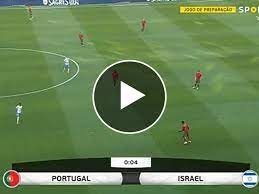 Portugal Vs Israel LIVE STREAM (WATCH MATCH LIVE) - MySportDab