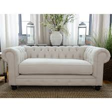 Living Room With Chesterfield Sofa Living Room Cream Fabric Chesterfield Sofa With Rectange Wooden