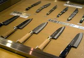 Why Japanu0027s Kitchen Knives Are A Cut Above  SBS FoodJapanese Kitchen Knives