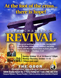 church revival flyers evangelism flyers cfm flyers classic designs for churches bringing