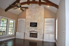 Austin Stone Fireplace Not This Mantle For Sure Like The Low Austin Stone Fireplace