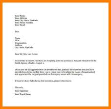 good letter of resignation 5 examples of good resignation letters pennart appreciation society