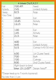 10 Month Old Baby Schedule 6 Routine Coreyconner