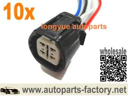 popular denso alternator wiring buy cheap denso alternator wiring longyue 10set p22 110 12074 4 wire repair plug accessories for delco cs130d mits and