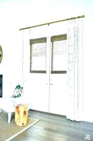 curtain for front door glass panel sidelight curtains pan front door side window curtain