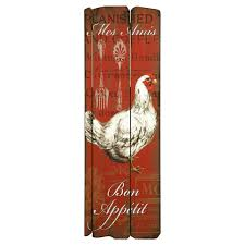 imax garcelle rooster wall decor beyond the rack on rooster wall art for kitchen with imax garcelle rooster wall decor beyond the rack home decor