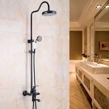 Kupfer Amerikanischen Stil Duschkopf Dusche Wandhalterung