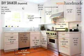 average kitchen cabinet costs paint refinishing cabinets design home simple intended for cost decor