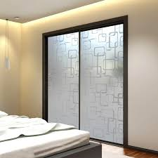 45/60*400cm Self-adhesive Frosted glass door film privacy decoration glass  film