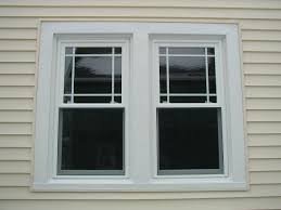 Exterior Window Frames Style Remodelling