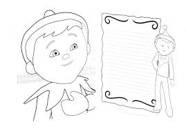 Elf On The Shelf Coloring Book Coloring Pages Elf On The Shelf Elf