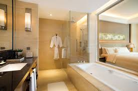 the westin jakarta bathroom