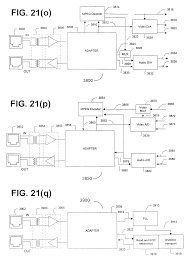 patent us6611537 synchronous network for digital media streams patent drawing