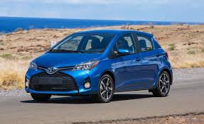REVIEW: 2015 Toyota Yaris Hatchback   BestRide