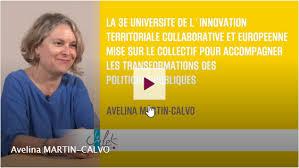 Les conférences de Cluny – L'université européenne de l'innovation publique  territoriale