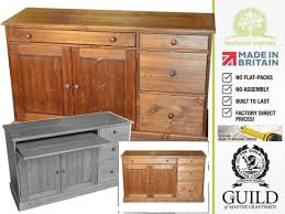 office sideboard. Traditional Hidden Home Office Desk, Workstation Sideboard Filing Drawers SB-A2