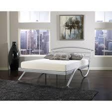 Queen Size Platform Bed Frame | Wooden Platform Bed Frame Queen | Black  Queen Bed Frame