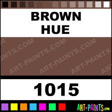 Brown Underglazes Ceramic Paints 1015 Brown Paint Brown