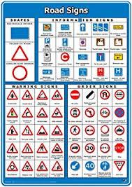 Road Sign Chart India Amazon Co Uk 9788173013362 Books