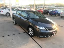 2012 Toyota Corolla LE 4dr Sedan 4A In Bellevue NE - Global Auto ...