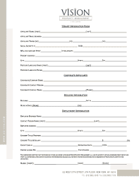Tenant Application Form - Fillable & Printable Top Business Forms To ...