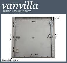 Duschkopf Vanvilla 63cm X 63cm Poliert Flächenbündig