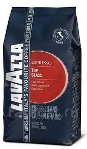 <b>Кофе</b> в зернах <b>Lavazza TOP</b> Class 1000 гр (1кг) - Безалкогольные ...