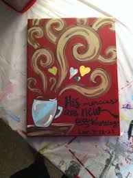 painting canvas ideasThe 25 best Coffee painting canvas ideas on Pinterest  Canvas