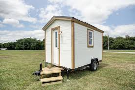 The affordable starter tiny house