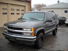 Details for Chevrolet Tahoe K1500 LT