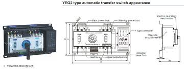 manual transfer switch wiring diagram katinabags com 3200amp ce certified automatic transfer switch for generator manual manual transfer switch wiring diagram trailer