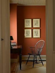Superb Pennsylvania Colonial Interiors | The Historic Paint Color Selection  Creates A Lovely Autumn Feeling In .