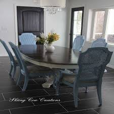 painted dining room sets luxury painted dining room table new i pinimg originals 53 0d d7