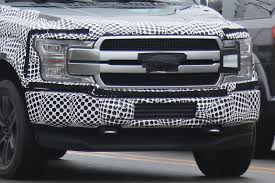 2018 ford grill. plain 2018 2018 ford f150 pickup truck spy shot photo brian williams with ford grill