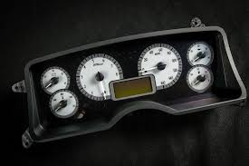install and review dakota digital vhx instruments for fox body stangtv Motorcycle Tach Wiring at Dakota Digital Motorcycle Tachometer Wiring Diagram
