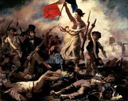 the french revolution was it necessary this essay contrasts the  r tic history painting commemorates the french revolution of 1830 revolution on 28