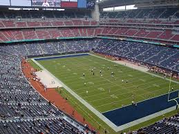 Nrg Stadium View From Loge Level 526 Vivid Seats