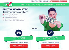 Check Into Cash Loan Chart The Top 5 Payday Loans For December 2019 Payday Loan Reviews