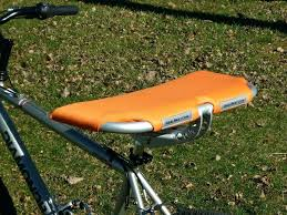 exercise bike seat replacement rs bike seat in orange exercise bike seat cover york exercise