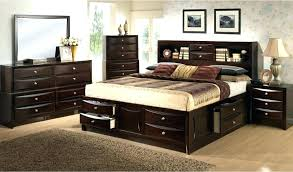 A America Furniture Westlake Storage Bed Set Queen – Creative House ...