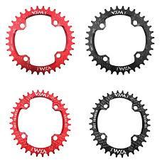 <b>Bike MTB Bicycle Chain</b> Ring 104BCD Round Oval 36T Chainwheel ...