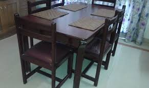 Chair Kitchen Table And Chairs 7 Piece Dining Set Wood Dining