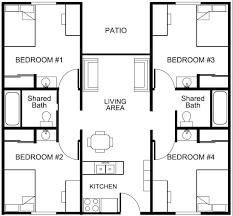 housing floor plans. Student Housing Floor Plans - Google Search P