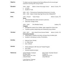 Zumba Instructor Resume Computer Science Resume Sample