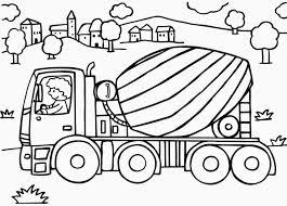 Camlon Coloriage Camion Bande Dessine Livres Colorier Page