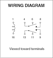 matronics email lists view topic ptt y adapter for rst intercom Double Pole Relay Wiring Diagram dpdt relay terminal wiring jpg double pole double throw relay wiring diagram