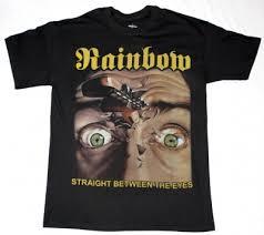<b>RAINBOW STRAIGHT BETWEEN</b> THE EYES'82 BLACKMORE ...