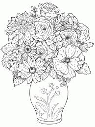 a photo of pencil sketches beautiful flower pot flowers in a vase 10 photos of the a photo of pencil sketches beautiful flower pot