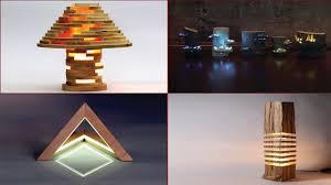 handmade lighting design. 15 Unbelievable Wooden Lamp Design That Are Handmade   Designs Lighting